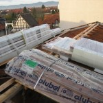 Bauvorhaben Innenstadt Neustadt/Weinstraße - Sandwichelemente 80 mm