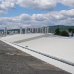 KST Motorenprüfanstalt Bad Dürkheim - 2900 m² Stahlsandwich KD 60 mm