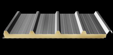 Sandwichpaneele fürs Dach